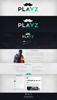 PLAYZ.CZ - BY PLAYERS FOR PLAYERS