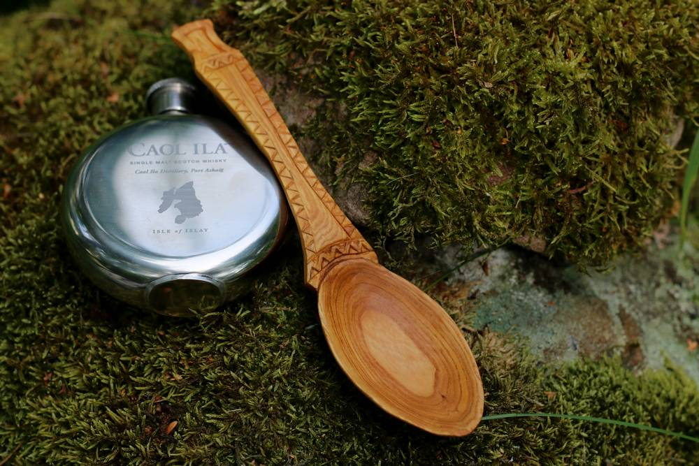 Spoon and Flask by Pathgalen