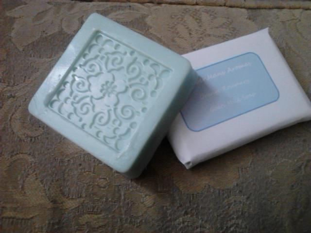 Embossed Soap by AmberJeans-Aromas
