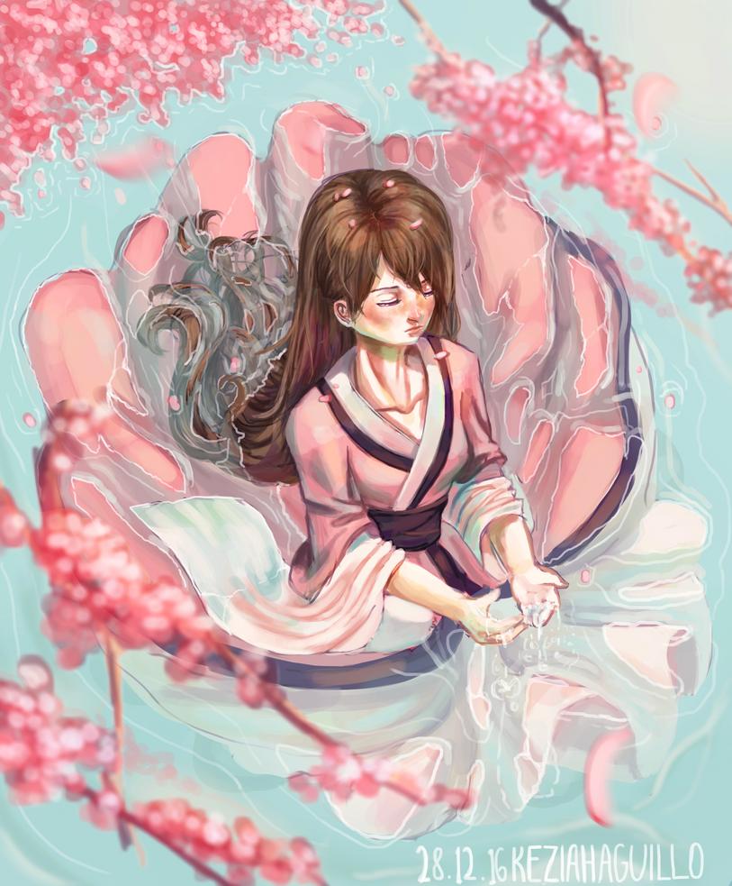 Sakura by KK-AG