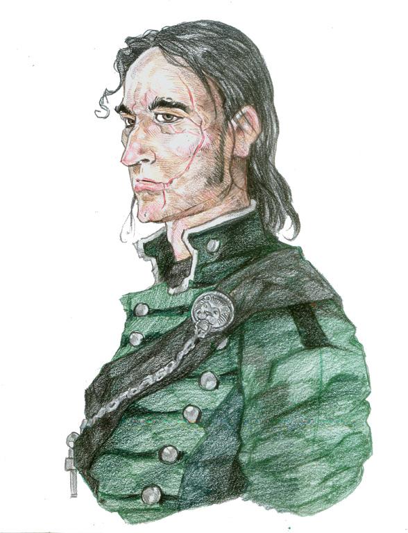 Portrait of Richard Sharpe