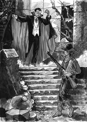 Billy the Kid meets Dracula
