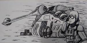 Fan Sketch 1