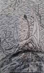 Rhamphorhynchus by Alldoo
