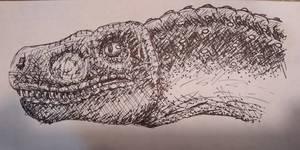 Postosuchus Portrait