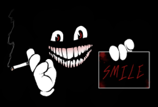 Smile by JTCreepyface8743