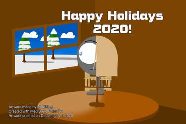 SFoH digital art - Happy Holidays 2020 by Thrillking
