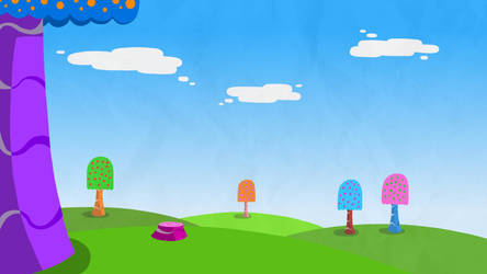 Colourful background for SFoH Shorts - Episode 17 by Thrillking