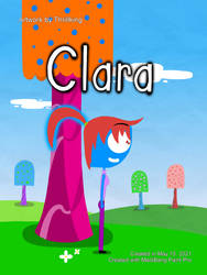 Character poster - Clara by Thrillking