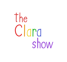 The new logo of The Clara Show by Thrillking