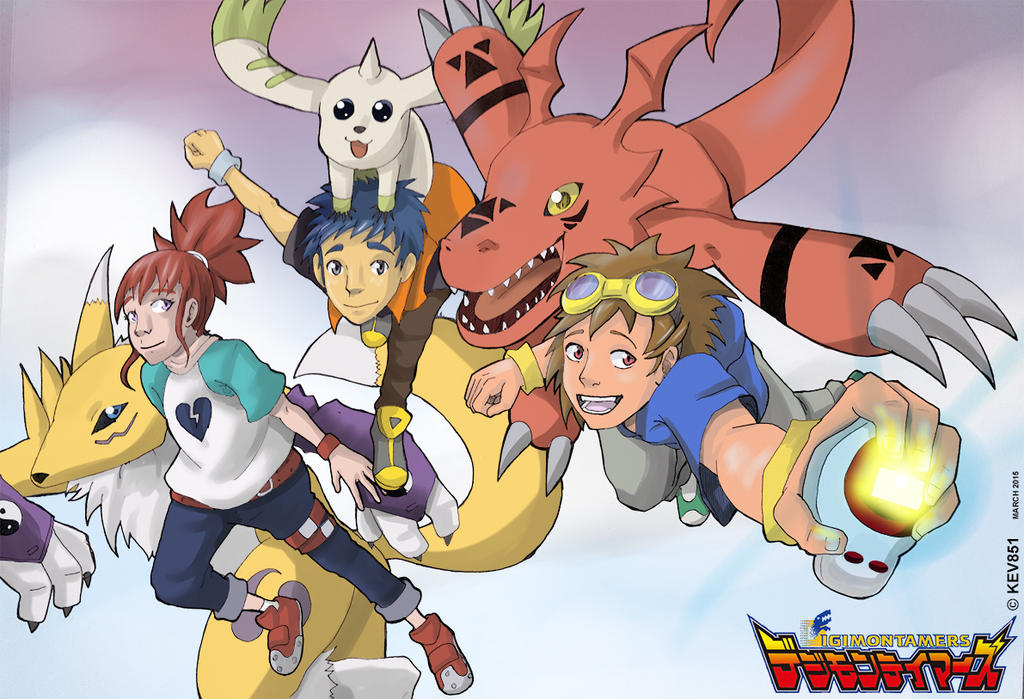 Digimon Tamers Rika Hentai - Hentai