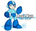 SSB Drawl - Newcomer: Mega Man