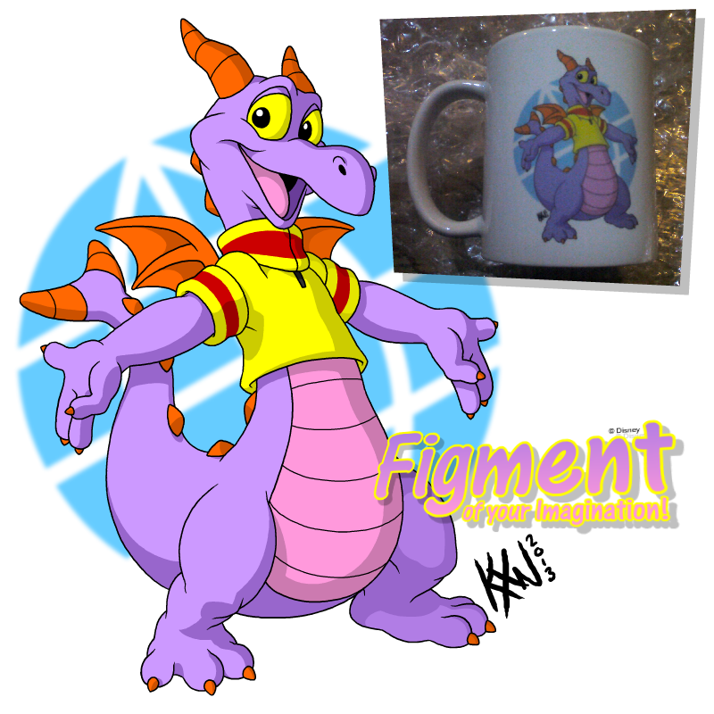 Figment Of Your Imagination By Kevinxnelms On DeviantArt