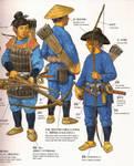 japanese bowmen