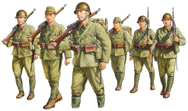 Imperial Japanese Army Imperial Japanese Army