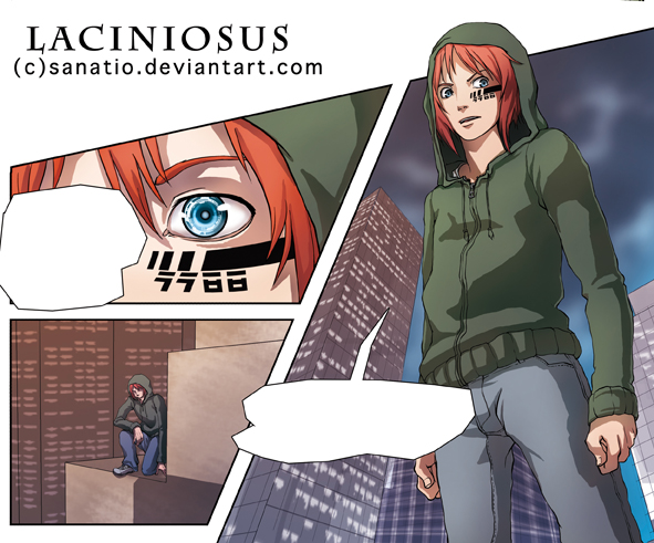 Laciniosus preview