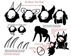 OUTDATED Reek Reference Sheet