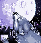 Pixel Howl