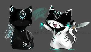 Retro Hood Kitty Auction