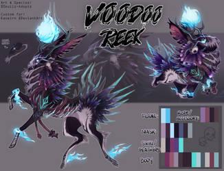 CUSTOM REEK EXAMPLE: Voodoo Reek For Kaverin