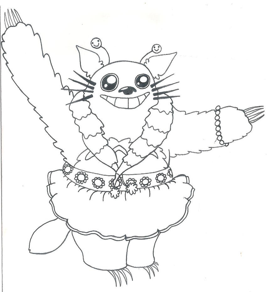 Good Luck Charlie Coloring Pages