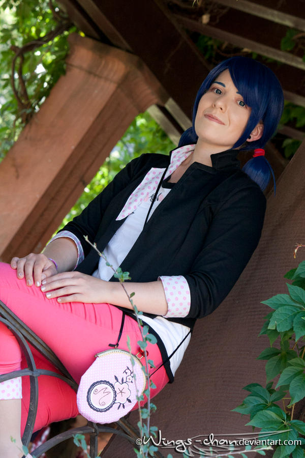 Miraculous Ladybug | Marinette | V by Wings-chan