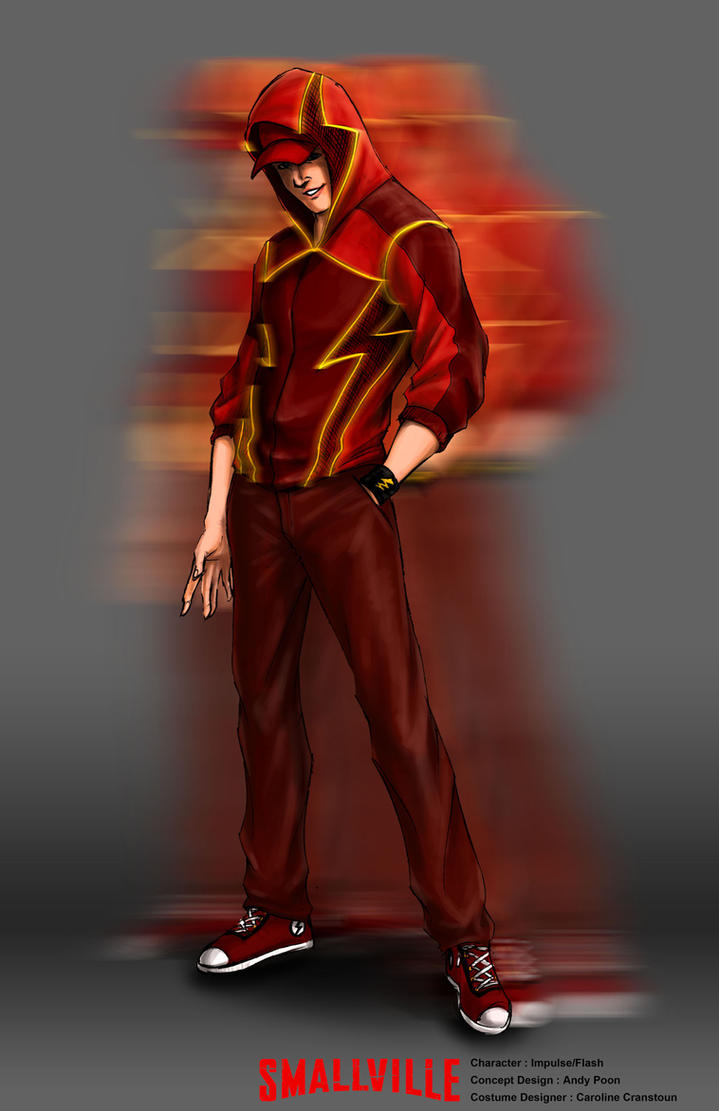 Flash Concept by AndyPoonDesign ... & Flash Concept by AndyPoonDesign on DeviantArt