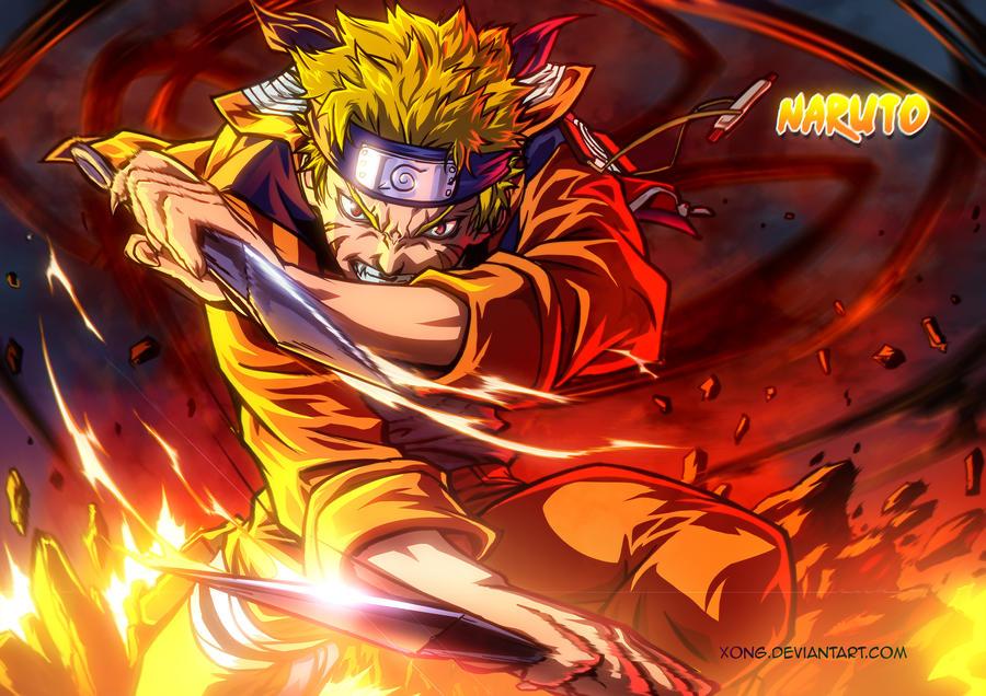 Naruto by xong