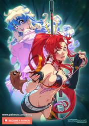 Yoko and Nia