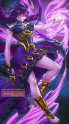 Morgana the fallen
