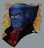 Hank by jinsonlygurl