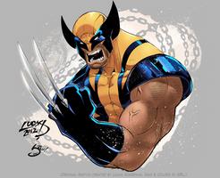 Wolverine (Mixed Styles) by jinsonlygurl