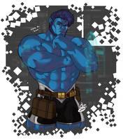 Sigma (AU) Beast by jinsonlygurl