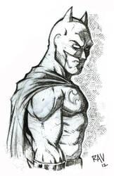 Batman #2 by Crazy-Mutha