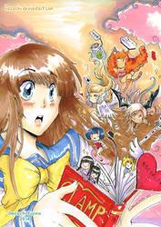 Miyuki-chan: Live Tales by Dacachi