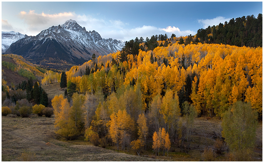 Peak of Fall by michael-dalberti