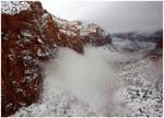 Winter in Zion
