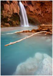 Havasu Falls by michael-dalberti