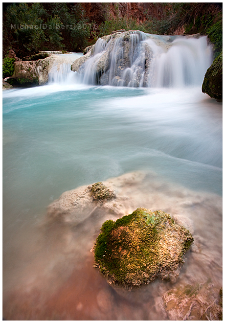 Gentle Flow by michael-dalberti