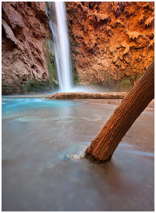 Mooney Falls by michael-dalberti
