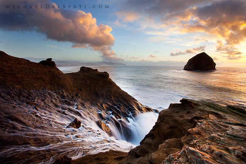 Ocean Veil by michael-dalberti