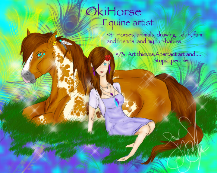 OkiHorse's Profile Picture