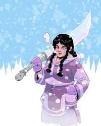 Swordtember 2 'ice'