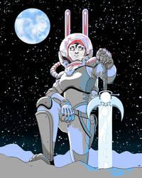 Swordtember 4 'moon'