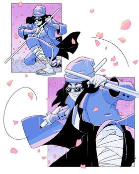 Swordtember 8 'justice'
