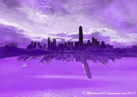 Metropolis by blindman987
