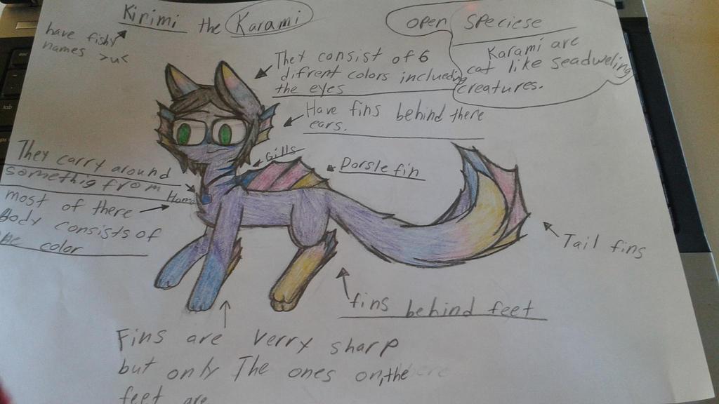 Kirimi by SoulCat2003