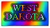 West Dakota stamp by kayleero