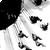 Black + White Free Icon by kayleero