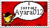 I Support Ayara012